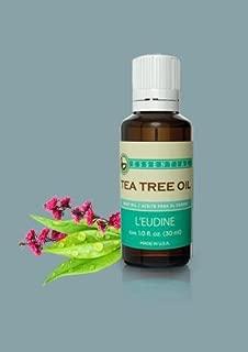 L'eudine TEA Tree OIL 1 Oz