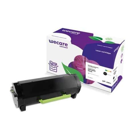 Tóner de alto rendimiento WECARE compatible con Lexmark 60F2X00 -