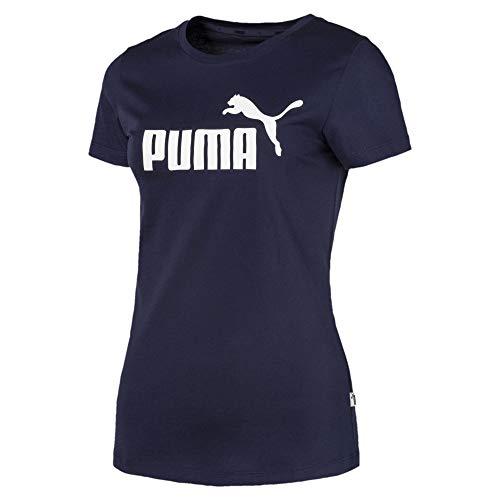 PUMA Women's Essentials T-Shirt, Peacoat, 3X