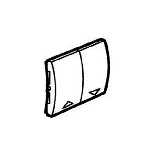 Legrand galea life - Tecla blanco mando persiana doble interruptor pulsador galea
