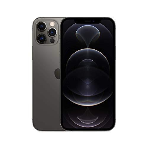 Apple iPhone 12 Pro, 256GB, Graphite - Fully Unlocked (Renewed)