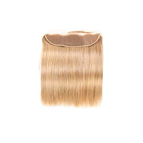 Blonde Bundles With Closure Frontal Brazilian Straight Hair Human Hair Bundles With Closure Remy Hair 28 Inch 20 & 22 & 24 & Closure 18
