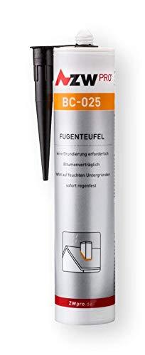 ZWpro BC-025 Fugenteufel | Farbe: transparent | Inhalt (ml): 310