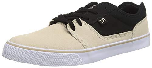 DC Shoes Herren Tonik Sneaker, Beige (Tobacco/Black TCK), 44.5 EU