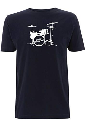 Time 4 Tee Gerry Canela Tambor Kit Camiseta Canela Cinnemá