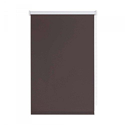Persiana Rolô Blackout Lisa 1,60mx1,60m Isadora Design Marrom