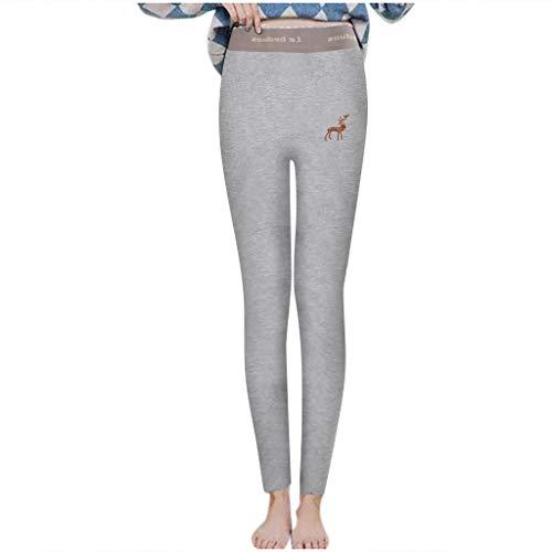 Zarupeng dames warme leggings winter hoge taille woll kasjmier basic broek stretch ademend vrijetijdsbroek bodybuildingbroek