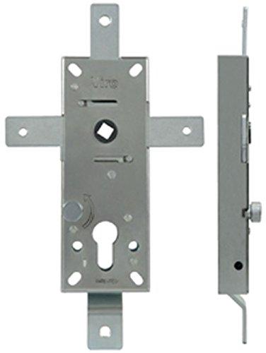 Cerradura acorazable multipunto para puertas basculantes distancia entre ejes 70 mm Viro - 4 puntos de cierre