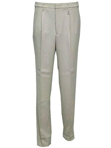 ブラック&ホワイト/ブラック アンド ホワイト 秋冬モデル!ストレッチパンツ/2タックパンツ(メンズ) (85,...