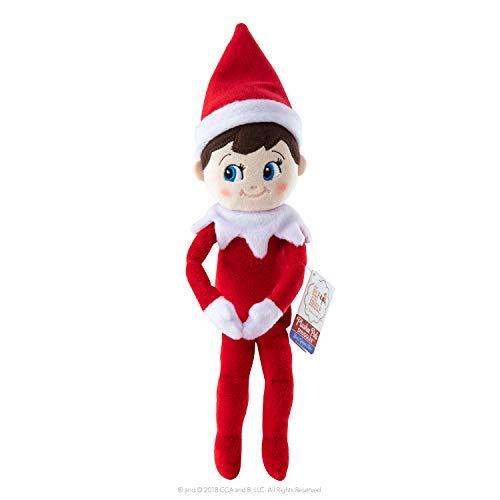 Elf On The Shelf Plushee Pal® Snuggler-Boy | Elfo Su Uno Scaffale Accessori, Idee E Oggetti Di Natale Per Bambini E Adulti