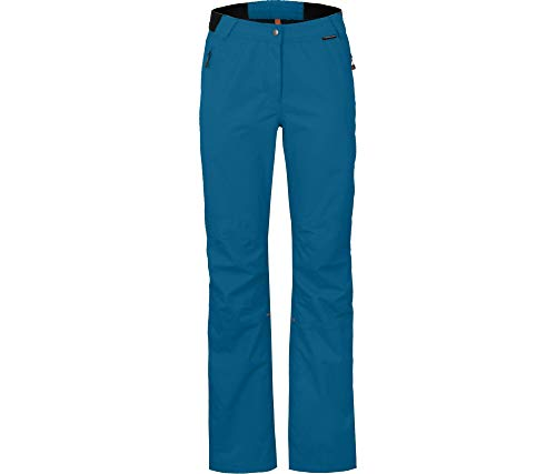 Bergson Damen Regenhose Lynde Comfort, Blue Sapphire [307], 38 - Damen