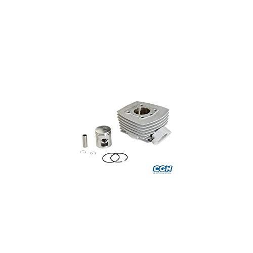 Zylinder Teknix Peugeot 103 Mvl - Sp, Spx - Rcx , Vogue Luft -alu Nikasil - Pumpenflansch