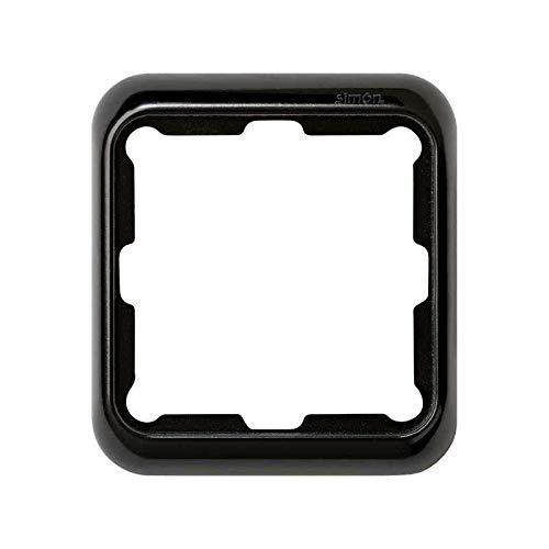 Simon - 75610-32 marco 1elemento s-75 negro Ref. 6557532159