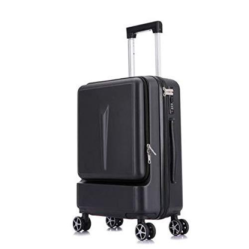 SONGXZ Koffer Front Cover Computer Tasche Reißverschluss Box Business Travel Case 20 Zoll 24 Zoll Reise Koffer