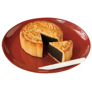 重慶飯店 黒麻大月餅(クロマダイゲッペイ)