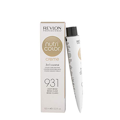 REVLON PROFESSIONAL Nutri Color Creme 931 Hellbeige (100 ml)
