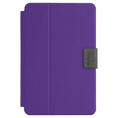 Targus THZ64307GL - Funda giratoria Universal SafeFit para Tablet de 7'' a 8'', Color Morado