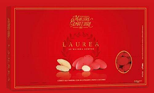 PRISCO confetti DOLCE SPOSA ROSSO mandorla spagnola 35 1 kg