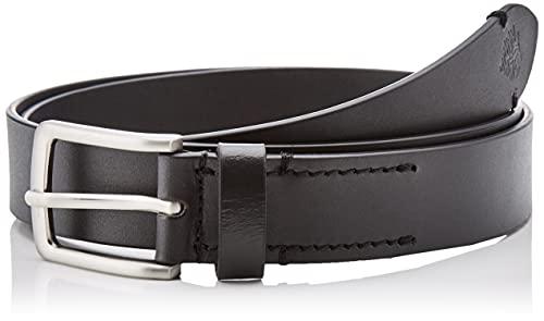 Springfield Cinturón básico Piel, Negro, 95 para Hombre