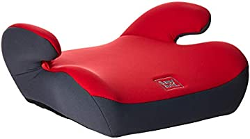 Babyauto Vista Baby Booster car Seat, From age 4 to 12 Years-Red