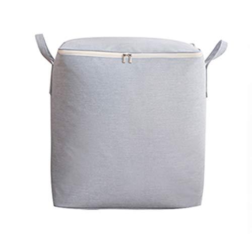 Organizador familiar Colcha de la bolsa de almacenamiento Tela de la bolsa de acabado para el hogar Ropa de embalaje Bolsa de embalaje a prueba de polvo y caja de almacenamiento a prueba de humedad Su
