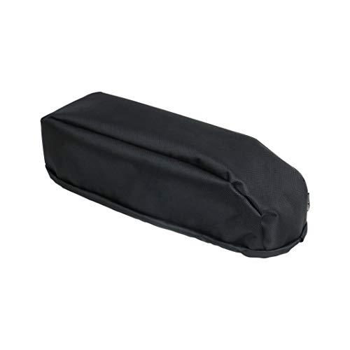 Cubierta de Bolsa Impermeable para batería MXS Ebike, Cubierta Anti-Barro, Paquete de batería de Bicicleta eléctrica de Litio Hailong, Cubierta Protectora Duradera para Ciclismo