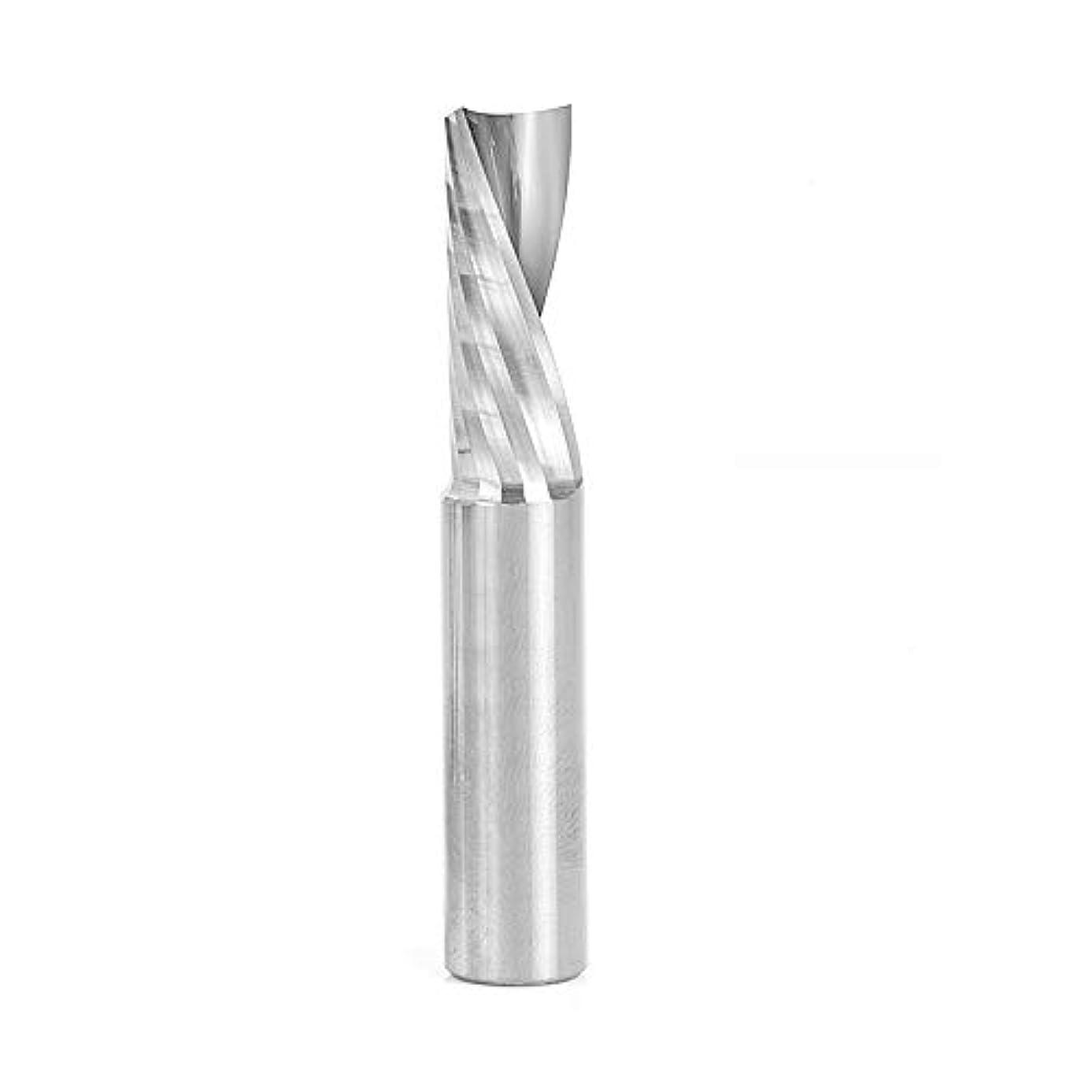 Amana Tool - 51529 Solid Carbide CNC Spiral 'O' Flute, Plastic Cutting 1/2 Dia x 1-1/4 x 1