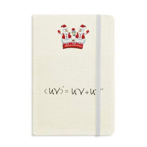 Math Kowledge - Cuaderno de notas (tapa dura), diseño de mu