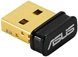 ASUS USB-BT500 Bluetooth 5.0 USB Adapter with Ultra Small Design, Backward Compatible with Bluetooth 2.1/3.x/4.x