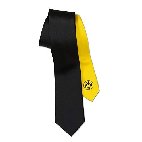 Borussia Dortmund Krawatte, Binder in Geschenkbox BVB 09 (L)