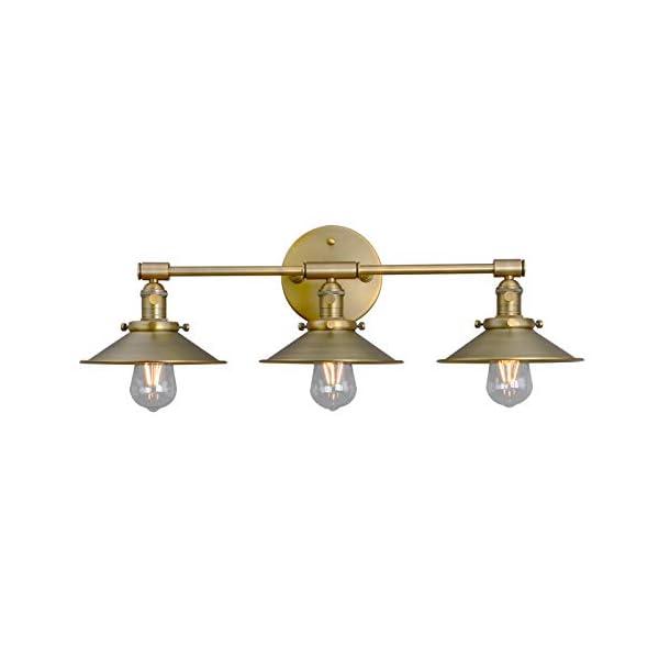 Phansthy-3-Flaming-mit-Metall-Schirm-Wandbeleuchtung-Wandleuchten-Vintage-Industrie-Loft-Wandlampen-Antik-Deko-Design-Wandbeleuchtung-Kchenwandleuchte-im-Landhausstil