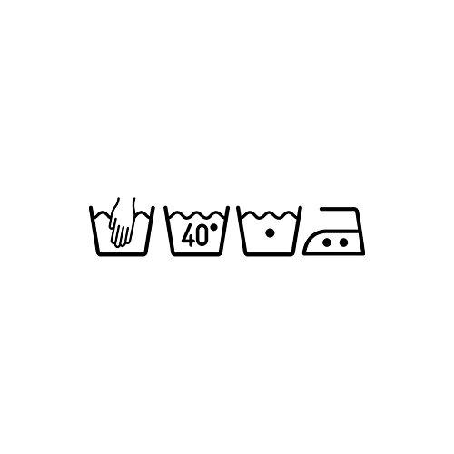 Waschmaschinen-Wandaufkleber, abnehmbar, wasserfest