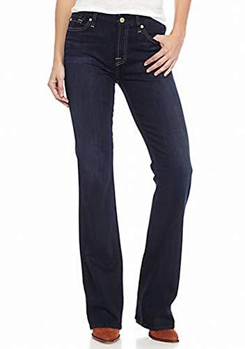 7 for all mankind Damen Jeans Hose Bootcut Hüftjeans Gr W27 NEU W24