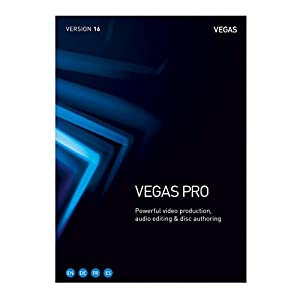 VEGAS Pro 16 – Professional video editing and disc authoring [PC Download]