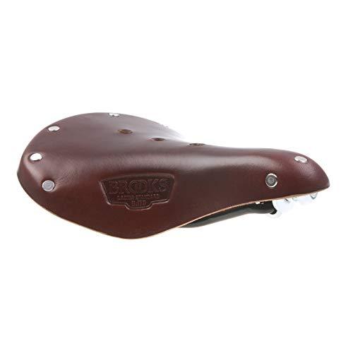 Brooks B17 S Standard Damen Fahrrad Sattel Leder Damensattel, B17 S Standard, Farbe braun