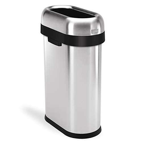 commercial bathroom trash cans - 8