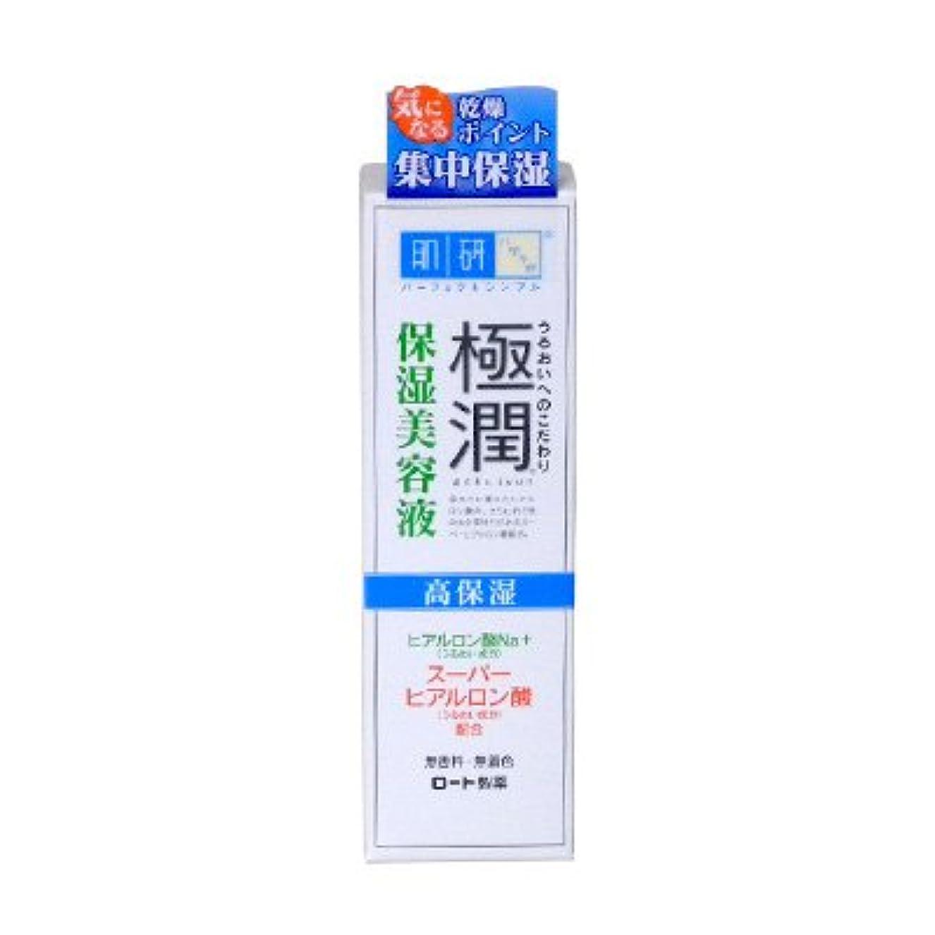 アラーム。早いロート製薬 ハダラボ 極潤 保湿美容液 30g