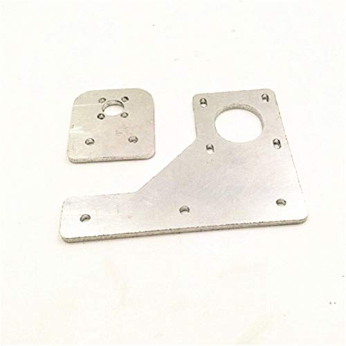 HUANRUOBAIHUO Aluminum alloy Dual Z Axis Upgrade plate kit for TEVO Tarantula 3D printer part 3D Printer Parts