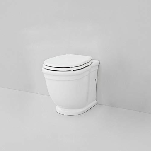 WC filomuro Hermitage The Artceram Art. hev005 Cache-Pot Non Inclus