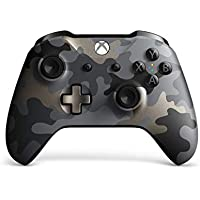 Microsoft Xbox One Night Ops Camo Special Edition Wireless Controller (WL3-00150)
