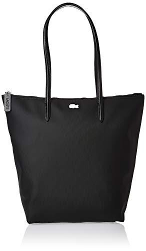 Lacoste L.12.12 Concept Vertical Shopping Bag, Black