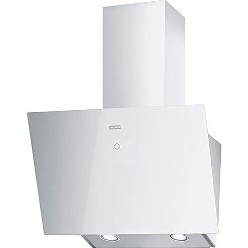 Franke 330.0572.973 | Vertis | Campana extractora | FVT 605 WH A | Color: Blanco Cristal