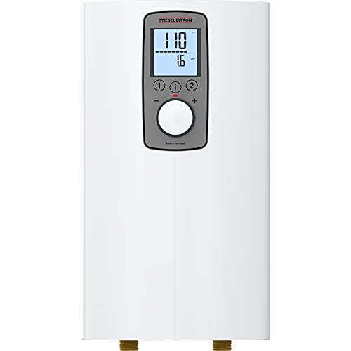 Stiebel Eltron 202151 DHX 15-2 Plus Point-of-Use Tankless Electronic Water Heater, 240V, 14400 Watts
