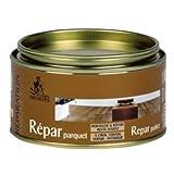 Reparador de parquet flexible ideal para tapar los desperfectos producidos por el uso y el paso del tiempo en tarimas flotantes de interior. - 400 gramos -