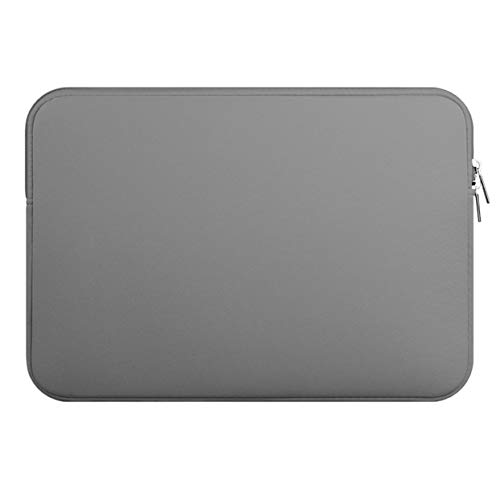 Laptop Notebook Sleeve Case Bag Pouch Cover For MacBook Air/Pro 11''13''14''15'Protective Bag For Notebook - Gray - 14 inches