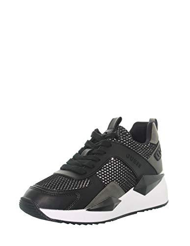 Guess Art. FL5TP2FAM12 Sneaker con Zeppa Interna (39 EU, Nero)