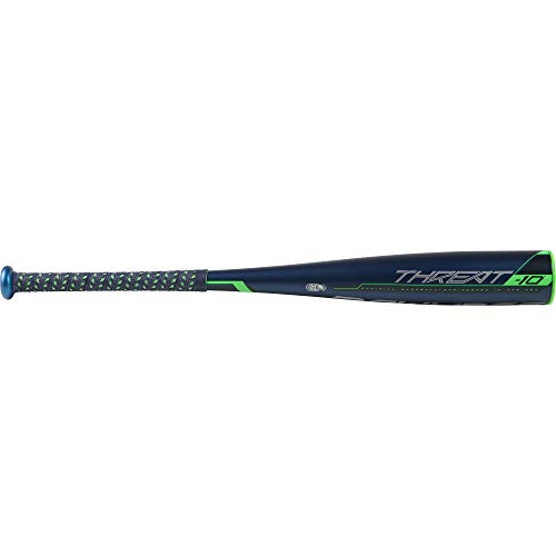 small Rawlings 2019 Threat USSSA Major League Baseball Bat (-10) 28in / 18oz