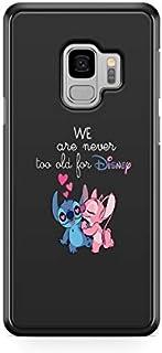 Coque Ipod Touch 6 Lilo Stitch Tortue love Ohana citation Disney case swag Princesse Alice mozaique stitch blanche neige cendrillon Model 22
