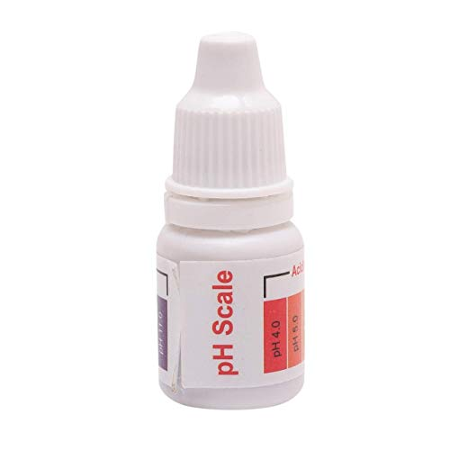 Konvio Neer pH Drop for pH Testing and Alkaline level, for pH Water pH Testing with pH Color Chart, ph meter(1 Bottle)