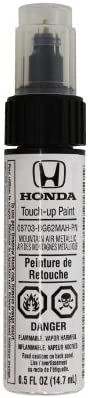 Genuine Honda Accessories 08703-NH700MAH-A1 Alabaster Silver Metallic Touch-Up Paint